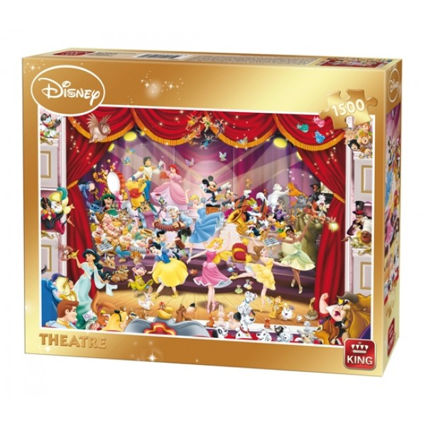 THEATRE Classic Disney 1500 pcs