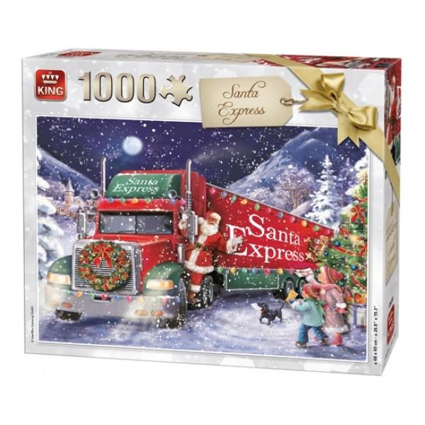 SANTA EXPRESS Christmas Collection 1000 pcs