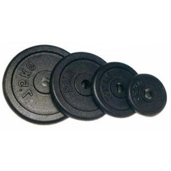 Δίσκος άρσης βαρών από μαντέμι, 5 κιλά Δίσκος άρσης βαρών από μαντέμι