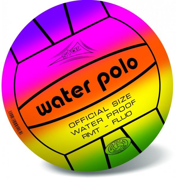 ΜΠΑΛΑ WATER  POLO FLUO  N118 21cm ΜΠΑΛΕΣ BEACH VOLLEY