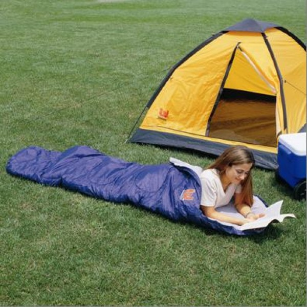 SLEEPING BAG 220*75*50cm  N 67069 SLEEPING BAG