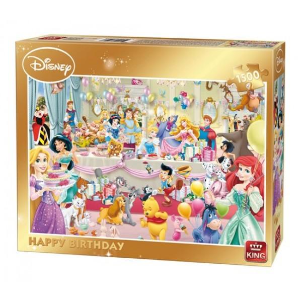 HAPPY BIRTHDAY Classic Disney 1500 pcs