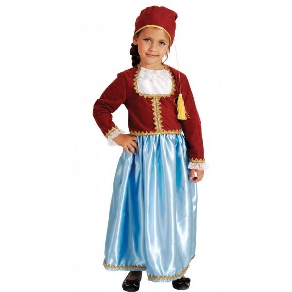 ΠΑΡΑΔΟΣΙΑΚΗ ΣΤΟΛΗ ΑΜΑΛΙΑ Ν 689 Παραδοσιακές Στολές Παιδικές