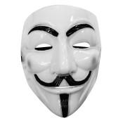 Αποκριάτικες Μάσκες Πλαστικές Απλές