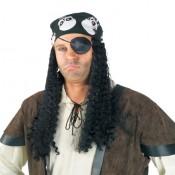 Αποκριάτικες Περούκες για Πειρατές και Πειρατίνες