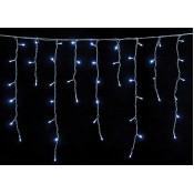 Χριστουγεννιάτικα Φωτάκια Κουρτίνες και Βροχούλες LED