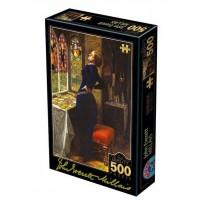Puzzle 500 pcs