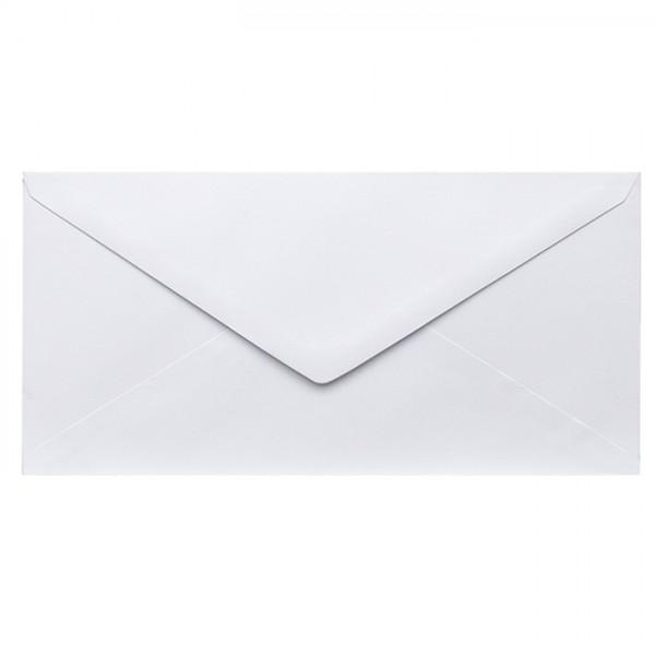 ΦΑΚΕΛΟΙ ΛΕΥΚΟΙ ΠΑΚ=50ΤΕΜ 11x22,5cm Φάκελοι - Αλληλογραφία
