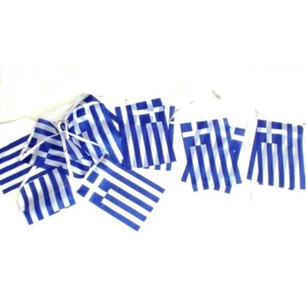 ΓΙΡΛΑΝΤΑ ΕΛΛΗΝΙΚΗ ΣΗΜΑΙΑ Σημαίες Ελληνικές
