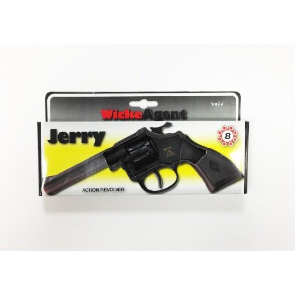 ΠΙΣΤΟΛΙ WICKE AGENT JERRY 8σφαιρο Ν  0332 Πιστόλια - Καραμπίνες - Όπλα