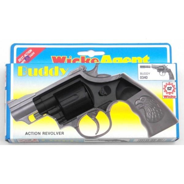 ΠΙΣΤΟΛΙ WICKE AGENT Buddy 12σφαιρο N 0340 Πιστόλια - Καραμπίνες - Όπλα