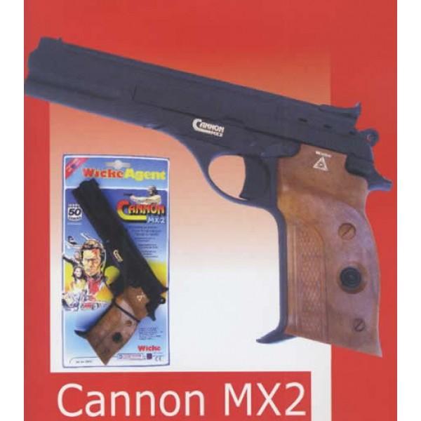ΠΙΣΤΟΛΙ  CANNON 50σφαιρο  N 487 Πιστόλια - Καραμπίνες - Όπλα