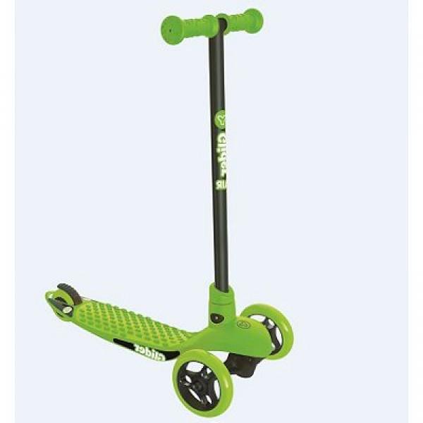 Πατίνι Παιδικό Τρίκυκλο Y Glider Air - Πρασινο Skateboard-Πατίνια
