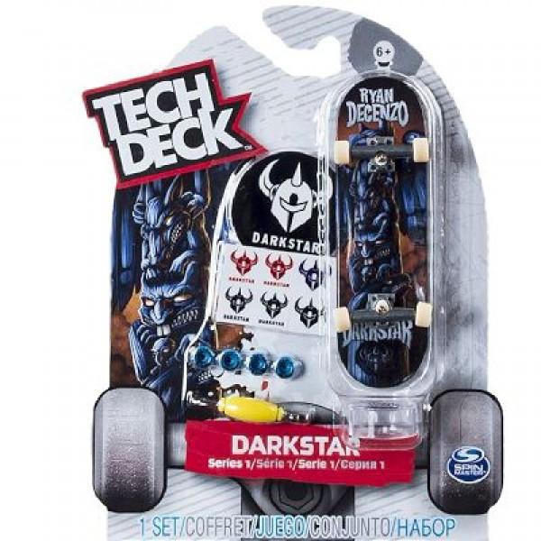Μινιατούρα τροχοσανίδα+ανταλλακτικά TECH DECK fingerboards