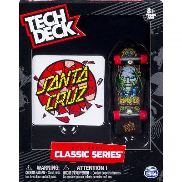 Μινιατούρα τροχοσανίδα Retro συλλεκτική TECH DECK fingerboards