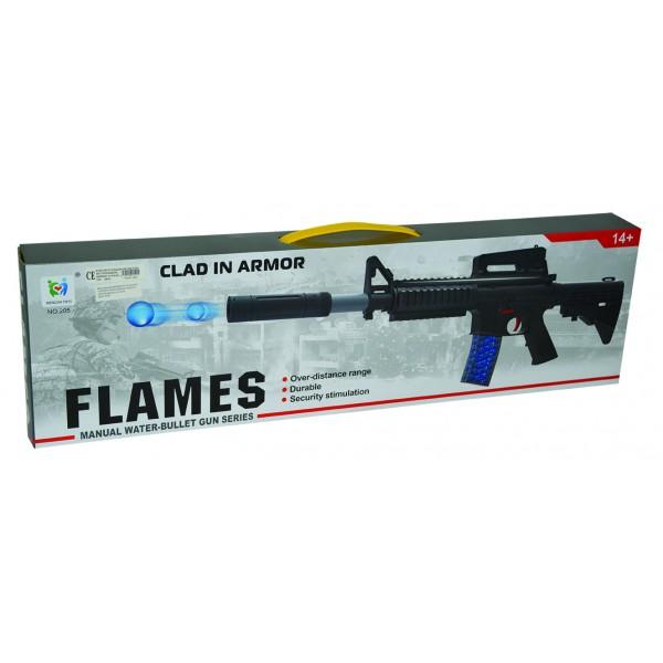Όπλο που πετάει νερομπαλάκια 6mm 70x25εκ. N 205C Πιστόλια - Καραμπίνες - Όπλα