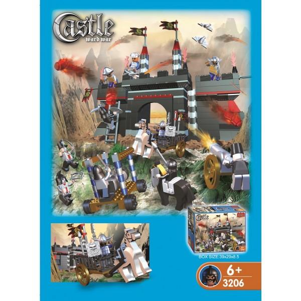 ΚΑΤΑΣΚΕΥΑΣΤΙΚΑ ΤΟΥΒΛΑΚΙΑ ΤΥΠΟΥ LEGO Ν 3206 ΚΑΤΑΣΚΕΥΕΣ (Τυπου Lego)