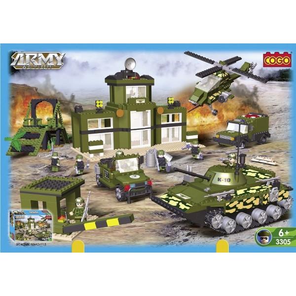 ΚΑΤΑΣΚΕΥΑΣΤΙΚΑ ΤΟΥΒΛΑΚΙΑ ΤΥΠΟΥ LEGO Ν 3305 ΚΑΤΑΣΚΕΥΕΣ (Τυπου Lego)