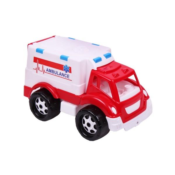 Ασθενοφόρο Όχημα 32cm Βρεφικά Παιχνίδια