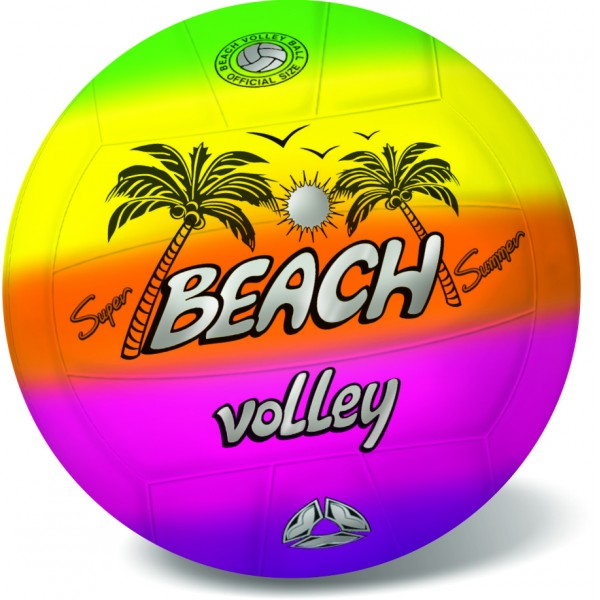 ΜΠΑΛΑ BEACH VOLLEY FLUO N19  21cm ΜΠΑΛΕΣ BEACH VOLLEY