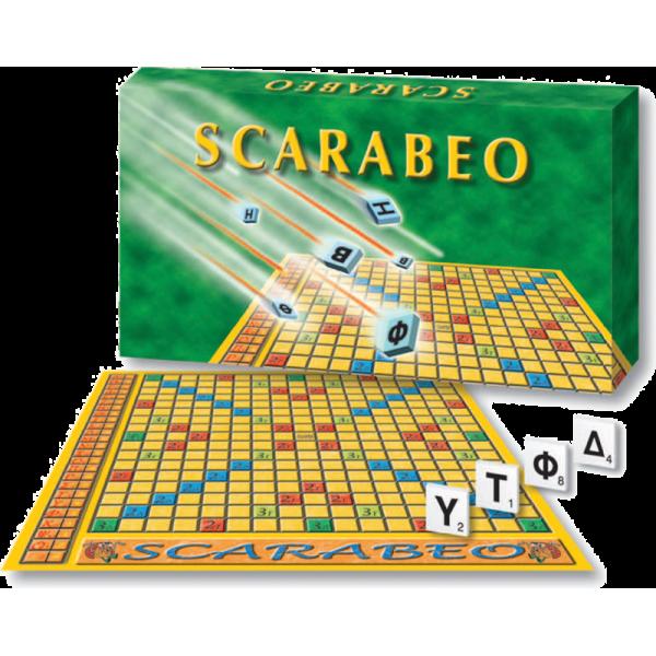 ΕΠΙΤΡΑΠΕΖΙΟ  SCARABEO Επιτραπέζια Παιχνίδια