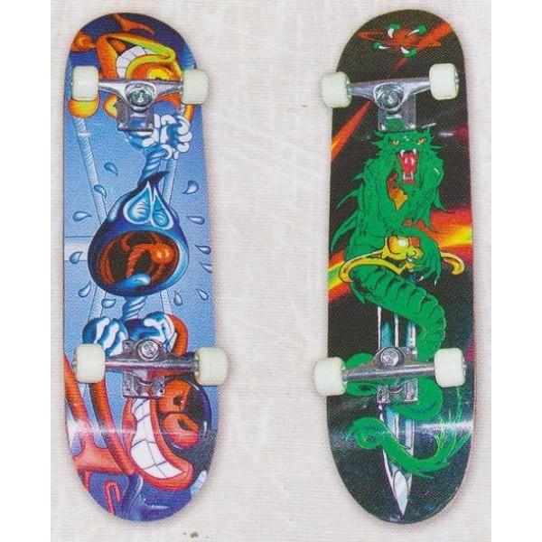SKATE BOARD Ν SMS011-3108 Skateboard-Πατίνια
