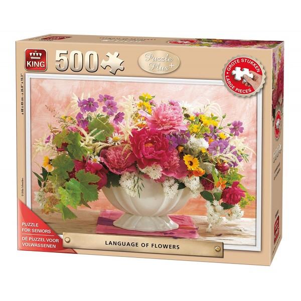 ΠΑΖΛ KING 500 TEM  N 55879 Puzzle 500 pcs