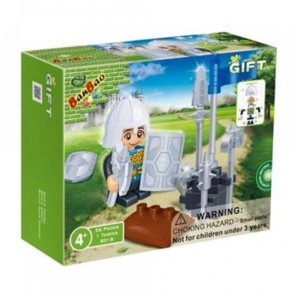 ΙΠΠΟΤΕΣ 32 pcs ΚΑΤΑΣΚΕΥΕΣ Ban Bao (Τυπου Lego)