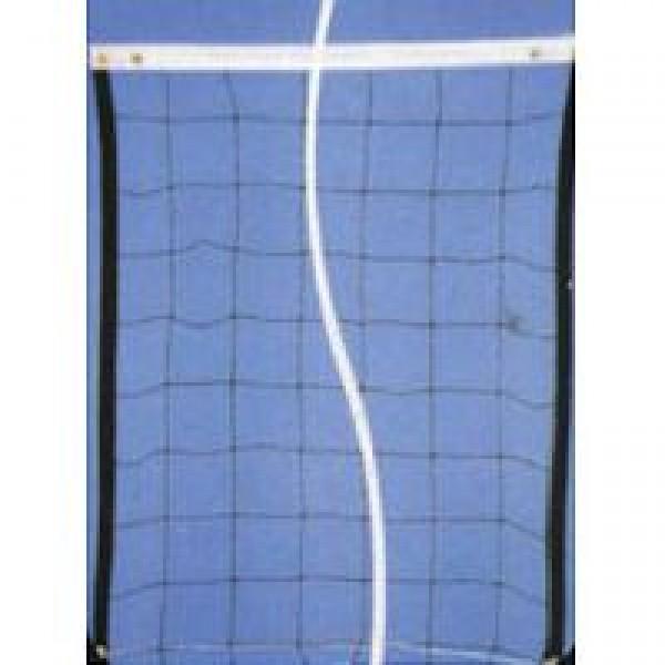 Δίχτυ για Volley 2χιλ. στριφτό με ατσάλινο σχοινί 4χιλ. Δίχτυα για όλα τα αθλήματα