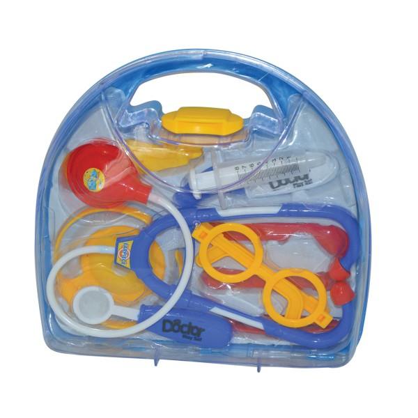 Βαλιτσάκι με εργαλεία  γιατρού 21x22εκ. Ν 118-65-Β Σετ Γιατρού