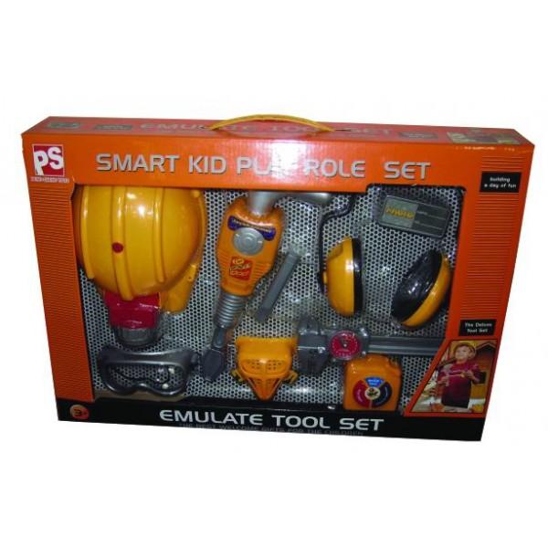 Εργαλεία Μαστοράκου μπαταρίας 52x12x36εκ. Ν 2038-Ε Παιδικά Εργαλεία Μαστορέματος