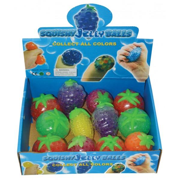 Ζουληχτά φρούτα 6εκ. Ν 221 Μικροπαιχνιδάκια