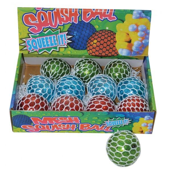 Ζουληχτή μπάλα 6εκ. Ν 224 Μικροπαιχνιδάκια