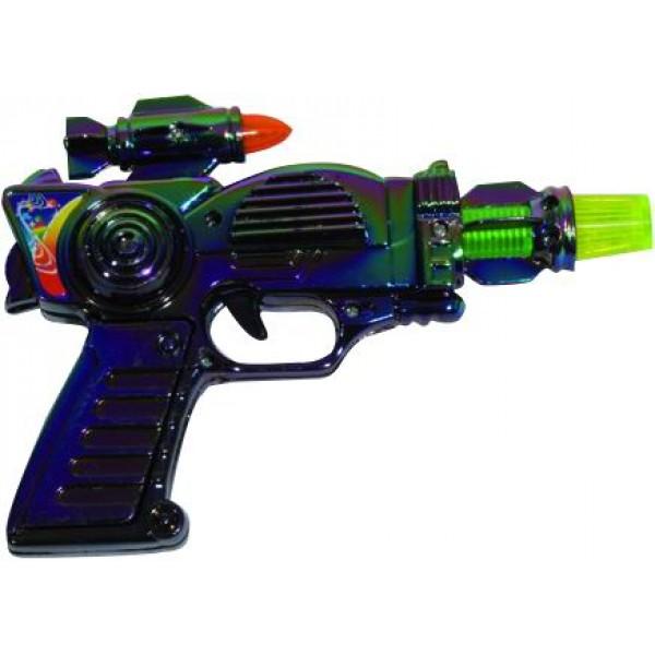 Όπλο μικρό με φώτα και ήχους 20x15εκ. Ν 3554/219 Πιστόλια - Καραμπίνες - Όπλα