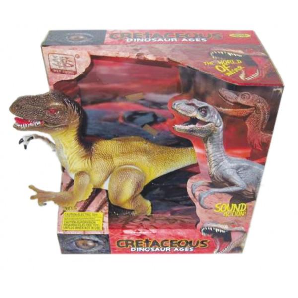 Δεινόσαυρος μπαταρίας  28x20εκ. Ν 5353 Παιχνίδια Μπαταρίας