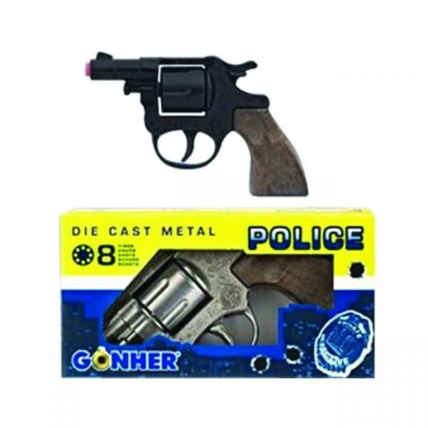 Πιστόλι μεταλικό 8σφαιρο GONHER Ν 73/6 Πιστόλια - Καραμπίνες - Όπλα