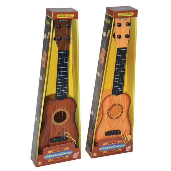 Κιθάρα κλασσική σε κουτί 51x6x20εκ. Ν 890-Β5 Μουσικά Όργανα