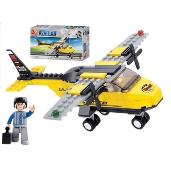 ΚΑΤΑΣΚΕΥΑΣΤΙΚΑ ΠΑΙΧΝΙΔΙΑ (Τυπου Lego) 110τεμ. Ν B-0360 ΚΑΤΑΣΚΕΥΕΣ (Τυπου Lego)