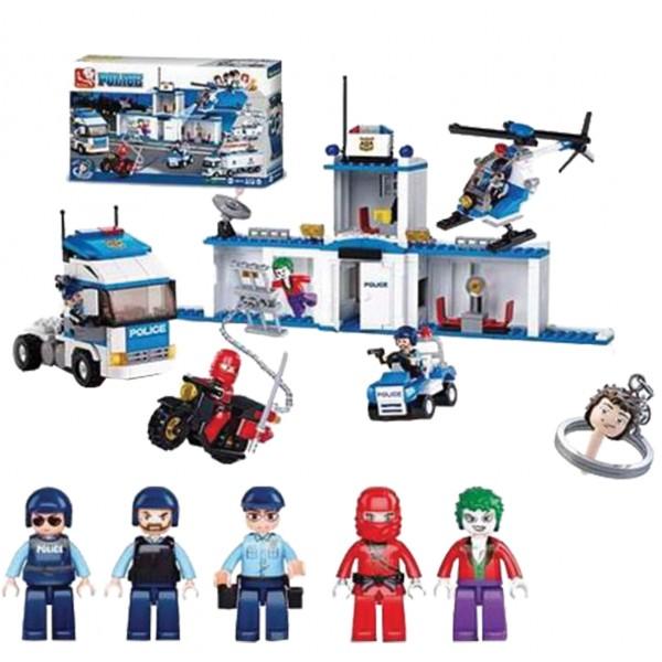 ΚΑΤΑΣΚΕΥΑΣΤΙΚΑ ΠΑΙΧΝΙΔΙΑ (Τυπου Lego) 572τεμ. Ν B-0376-NN ΚΑΤΑΣΚΕΥΕΣ (Τυπου Lego)