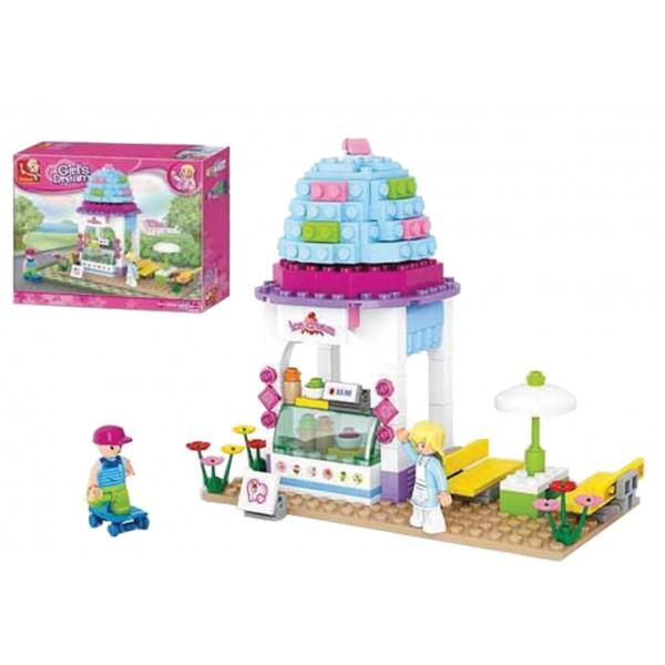 ΚΑΤΑΣΚΕΥΑΣΤΙΚΑ ΠΑΙΧΝΙΔΙΑ (Τυπου Lego) 205τεμ. Ν B-0525 ΚΑΤΑΣΚΕΥΕΣ (Τυπου Lego)