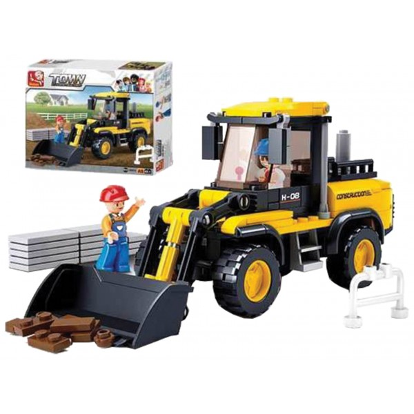 ΚΑΤΑΣΚΕΥΑΣΤΙΚΑ ΠΑΙΧΝΙΔΙΑ (Τυπου Lego) 212τεμ. Ν B-0538 ΚΑΤΑΣΚΕΥΕΣ (Τυπου Lego)
