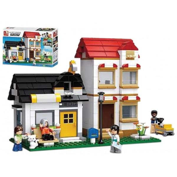 ΚΑΤΑΣΚΕΥΑΣΤΙΚΑ ΠΑΙΧΝΙΔΙΑ (Τυπου Lego) 431τεμ Ν B-0573-NN ΚΑΤΑΣΚΕΥΕΣ (Τυπου Lego)