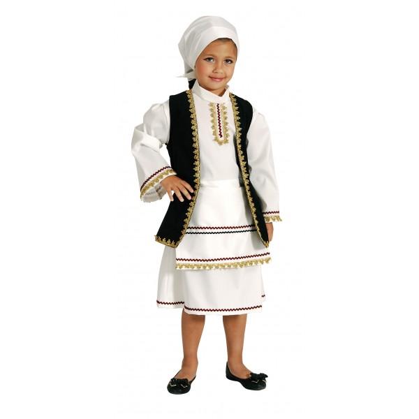 ΠΑΡΑΔΟΣΙΑΚΗ ΣΤΟΛΗ ΣΟΥΛΙΩΤΙΣΣΑ Ν 669 Παραδοσιακές Στολές Παιδικές