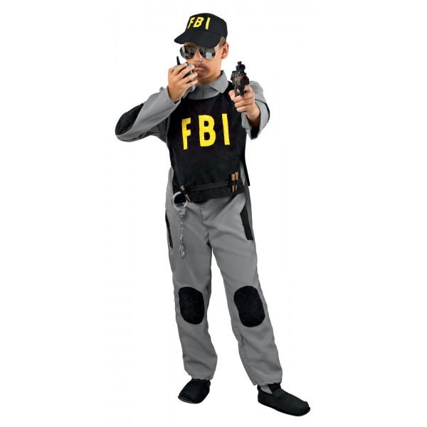 ΑΠΟΚΡΙΑΤΙΚΗ ΣΤΟΛΗ ΠΡΑΚΤΟΡΑΣ FBI Ν 768 ΑΠΟΚΡΙΑΤΙΚΕΣ ΣΤΟΛΕΣ ΑΓΟΡΙΣΤΙΚΕΣ
